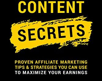 Proven Affiliate Marketing Strategies You Need To Know