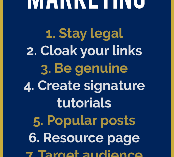 Hot Affiliate Marketing Tips To Help You Make More Money
