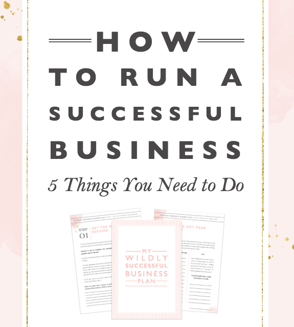 How To Run A Business Successfully From Home