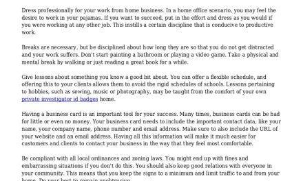 The Only Article You Need About Work From Home Business