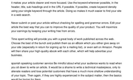 Confused By Article Marketing Then Help Is Here!